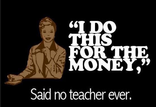 teach forthemoney